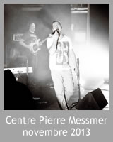 Centre culturel Pierre Messmer à Saint Avold, novembre 2013