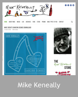 Le site officiel de Mike KENEALLY